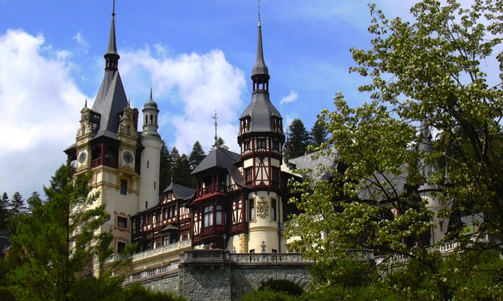 Photo Le Palais Peles de Sinaia, Roumanie